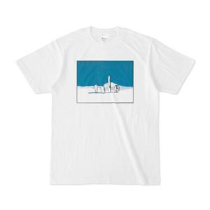 ロングペンギンTシャツ