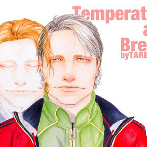 Temperature and Breath【web再録イラスト集】