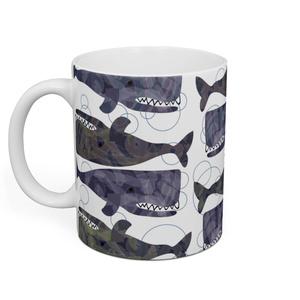 【ネット限定】マッコウクジラのマグカップ