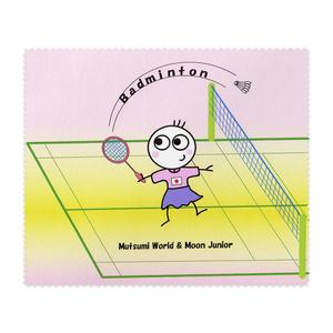 Mutsumi World & Moon Junior メガネ拭き