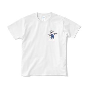 Mutsumi World & Moon Junior Tシャツ 柔道柄
