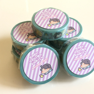 BABY OSHINO FAMILYマスキングテープ
