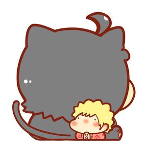 猫らぎクッション【BOOTH限定】