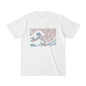 神奈川沖浪裏Tシャツ