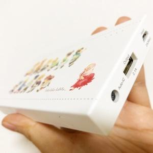 【pixivfactory】トコトコこびとモバイルバッテリー