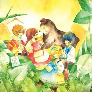 【postcard】モノヅクリの森