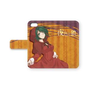 千夜(赤頭巾ver)/iPhoneケース