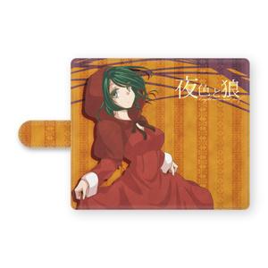 千夜(赤頭巾ver)/Androidケース