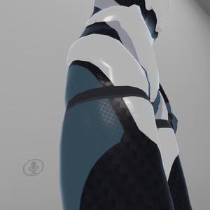 【3Dモデル】すえか【VRCアバター用】