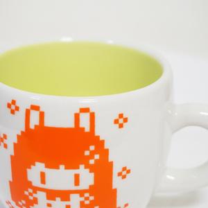 ドット絵マグカップ