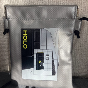 【C135】HOLO ショルダーパスケース