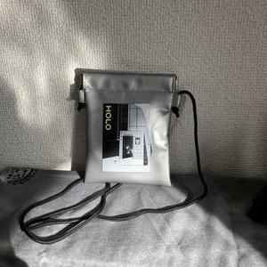 【受注生産/予約受付】HOLO ショルダーパスケース