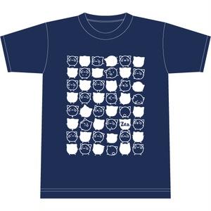 ぽゆたTシャツ(この声が届く日 ライブグッズ)