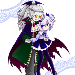吸血鬼×男の娘