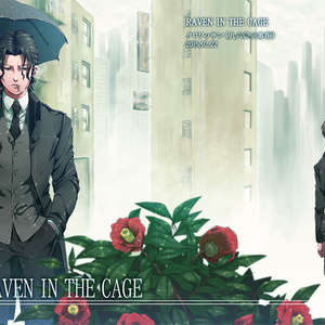 RAVEN IN THE CAGE