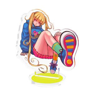 [オリジナルアクリルフィギュア] POP GIRL