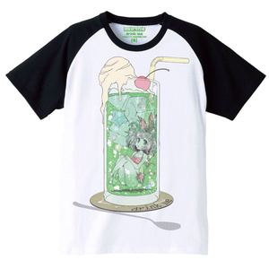 Tシャツ[drink me]