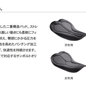 【無事カエル レーシングパンツ 】ノーマルレーシングパッド