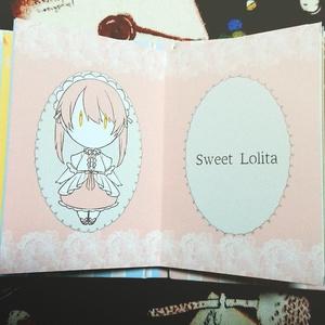 豆本『Lolita』