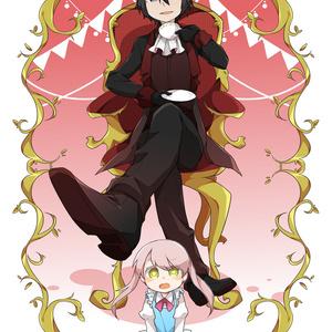 童話パロディポストカード