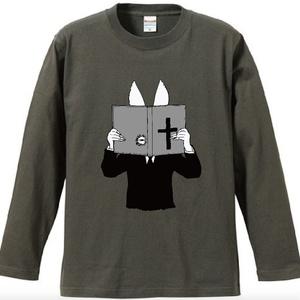 ロングTシャツ『Bible』【受注生産 11月30日まで】