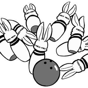 ロングTシャツ『Dead Ball』【11月30日まで受付】