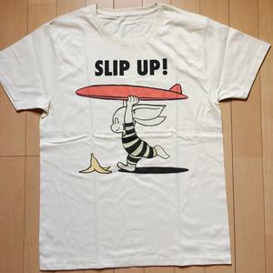 オリジナルTシャツ『SLIP UP』【8月20日まで受付】