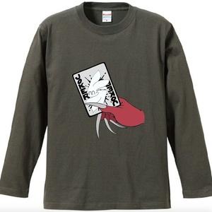 ロングTシャツ『BABA』【11月30日まで受付】