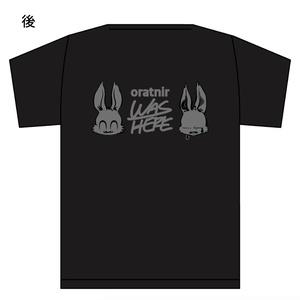 『WAS HERE』オリジナルTシャツ(8月20日まで受付)
