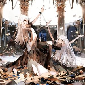 ALGL #1 -Flock of Sinner- 絵本1章リメイク