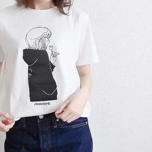 女の子の飴玉Tシャツ