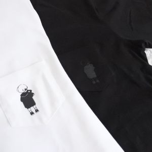 男の子のポケットTシャツ