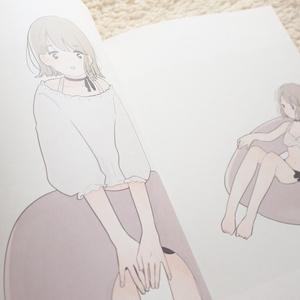 SUMMER - イラスト本