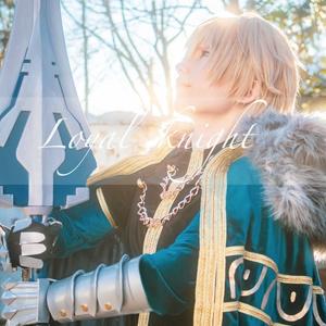 ガウェイン写真集『Loyal knight』