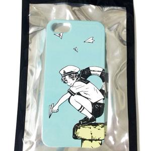 iPhone5/5sケース 水兵さん