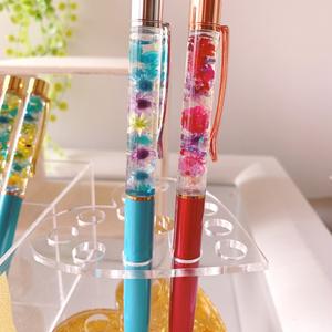 ハーバリウムボールペン 2本セット