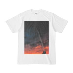 こんな夜明けなどTシャツ(キャラ有り)