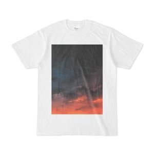 こんな夜明けなどTシャツ(キャラ無し)