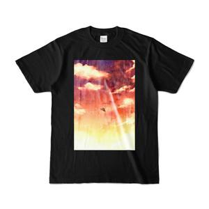 夏のありかTシャツ(黒)
