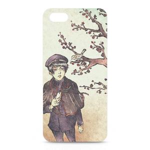 梅にウグイス iPhone5ケース