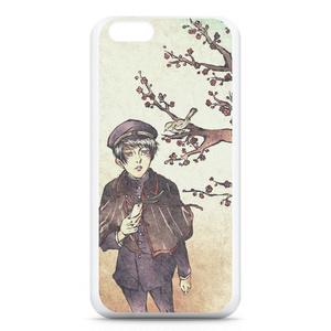 梅にウグイス iPhone6ケース