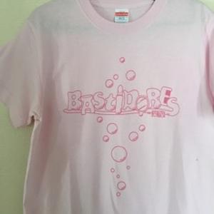 BASTIDORES-楽屋- オリジナルTシャツ