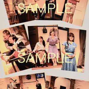 東京ジャンケン公演『おかしな二人』ブロマイド舞台写真5