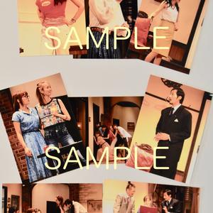 東京ジャンケン公演『おかしな二人』ブロマイド舞台写真6