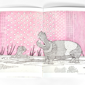 ZINE 作品集 Illustrations 1