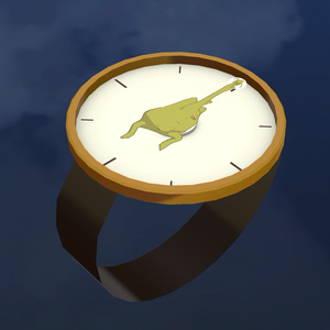 HIYOKO時計 -アナログ-