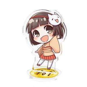 【アクリルフィギュア】モナコインちゃん