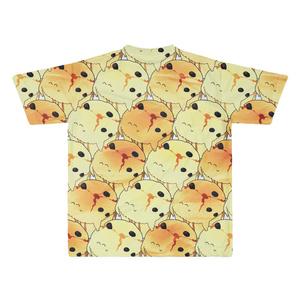 フルグラ/蒸しパンダイナミクス T shirt (poly-)