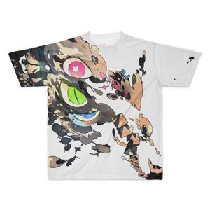 フルグラフィック溶解クロイチャン T shirt (poly-)