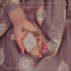 """キーチェーン[Heavenly Note Hotel """"Violettes""""]"""